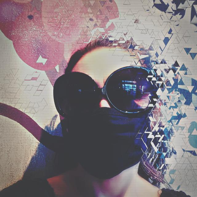 #incognito #selfiesinstarbucks #selfiewithmask