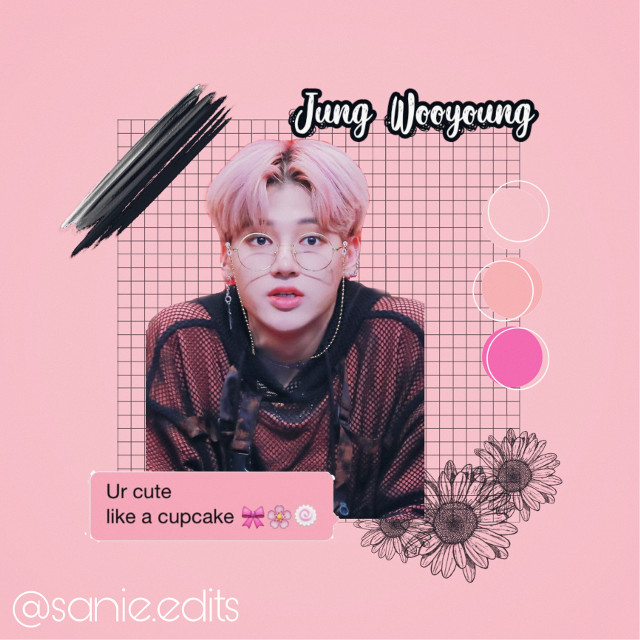 jung wooyoung🥺🌸 this concludes my pink theme. i dont kno what color theme to start again. give me ideas🤷🏻♀️ . . . tags:  #pinkaesthetic #jungwooyoung #pinkaestheticedit #wooyoungateez #wooyoungedit #ateez  . . . taglist🤍 @jung_wooyoung99  @yunhosupportbott  @mariam_137  @atinypresent  @kang_mon  @nctinthehouse_05  @taes_shoes  @kirs_hop  @-matryosuga-  @seonghwa_eomma  @yeosangstan615  @hongjoongstan  @honeylemon_tea  @ateez_sticks  @_wxnpilstea_  @omma_hyunnie_-  @ncityy_07  @sugar-babez  @baby_winter_bear  @lujeno  . . . dm me to be added/removed from taglist✨