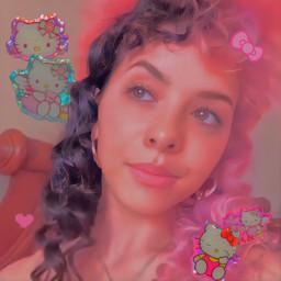 kidcore melaniemartinez y2k aesthetic hello kitty hellokitty sanrio stickers cute rainbow colorful melanie martinez edit edits soft softcore alt retro indie 90s 2000s kawaii freetoedit