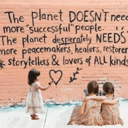 streetquotes quotes graffiti street wall brickwall kids children planet freetoedit