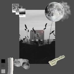 grey aesthetic greyaesthetic music musicaesthetic freetoedit