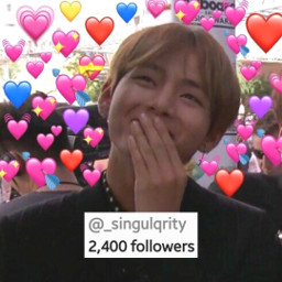 freetoedit remixthis kpop taehyung love lovememe meme kimtaehyung bts bangtan bangtansonyeondan milestone achievement goal follow followers