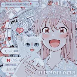 anime animeedits animegirl animeboy art artedit aesthetic aestheticedit phtography japan otaku kawaii editkawaii pinkaesthetic otome