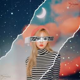 yup_sup babypanda girl koreangirl korean pretty beautifulgirl beautiful night day mylove freetoedit