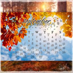 september challenge kalender septemberchallenge freetoedit srcseptembercalendar septembercalendar