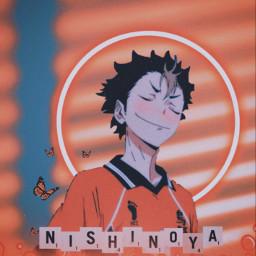 haikyuu haikyuuedit haikyuuedits haikyuuaesthetic haikyuunishinoya nishinoya nishinoyayuu anime animeedit animeaesthetic orange orangeedit orangeaesthetic