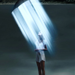 madewithpicsart myedit surrealphotography rayoflight umbrellagirl