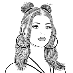 freetoedit lorengray mydrawing outlineart outlines