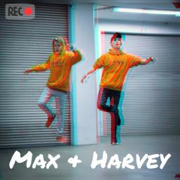 maxandharvey mills maxmills harveymills millsies freetoedit