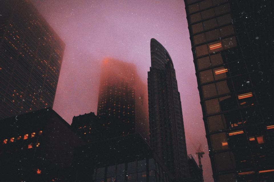 #freetoedit #city #pink #heaven