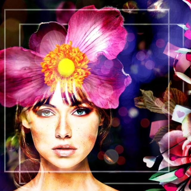 #kinora #myedit #myflower #pink  #madewithpicsart #lovepicsart #picsart #closeup #flowers #whiteframe #bokeh @picsart