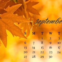 septemberchallenge september2020 leaves fall autumn orange yellow brown goldish pretty freetoeditbutnotfreetosteal srcseptembercalendar septembercalendar freetoedit