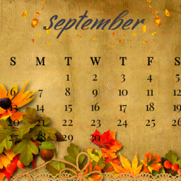 calender autumn fall september landscape fallleaves autumncolors heypicsart myedit madewithpicsart freetoedit srcseptembercalendar septembercalendar