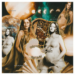 gigihadid /freetoedit freetoedit gigihadidedit moon pregnancy venus galaxy papicks heypicsart be_creative madwithpicsart stayinspired createfromhome picsartedit myedit collage digitalcollage collageart collageoftheday aesthetic aestheticedit aestheticwallpaper aestheticcollage aestheticvintage