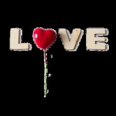 love lovetext text balloon loveyou freetoedit