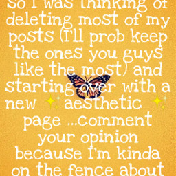 freetoedit remixit plzfollow monarchbutterfly advice yellow opinion aesthetic noiseeffect commentplease helpme