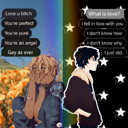 solangelo lgbtq respect normal willsolace freetoedit