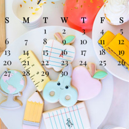 september calendar 2020 challenge backtoschool cute date month freetoedit srcseptembercalendar septembercalendar
