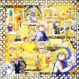 kurapika hxh hxh2011 animeedit anime_edit freetoedit
