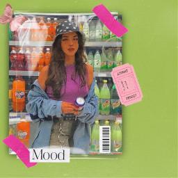 replay remix remixit pink green indie aesthetic tumblr girl edit