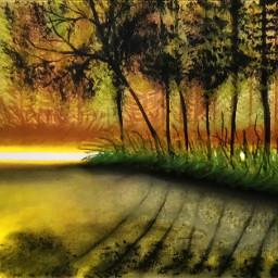 painting pintura pastels