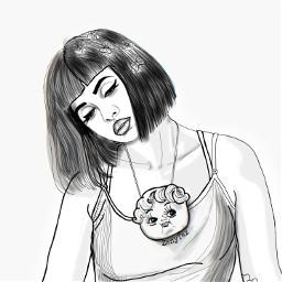 freetoedit melaniemartinez makeawesome crybaby portrait