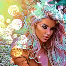 replay replayedit editstepbystep magiceffect magic photography glitter glittery background halo crown emojicrown lighteffect madewithpicsart heypicsart faceart artisticselfie selfie art freetoedit