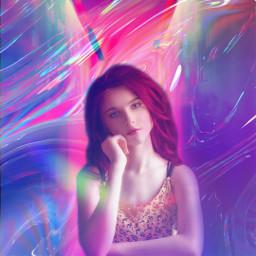 yup_sup babypanda girl neon aesthetic freetoedit
