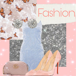 fashion aesthetic party silver fun easy freetoedit