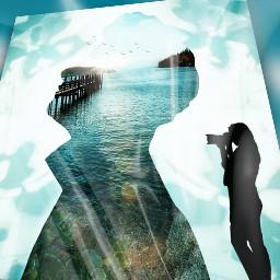 mastershoutout keepitsimple123 doubleexposure perspective artisticexpression heypicsart freetoedit