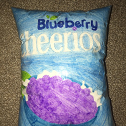 freetoedit cheerios cereal papersquishy