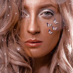 freetoedit sparkles butterfly butterflies dust girl girltumblr unsplash