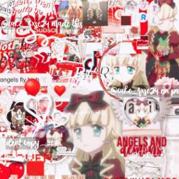 retz retzhxh hxh hunterxhunter anime red hunterxhunter2011 animegirl retsu hxh2011 dontcopy notfreetoedit complexedit animeedit hxhedit 2011 blobfishandcakeeater lysm aestheticred aesthetic anime_girl anime_edit edit