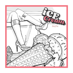 treat icecream legs outline outlineart illustration witty sketch drawing drawnbyme artistic kicks art makeawesome heypicsart frame font sticker freetoedit