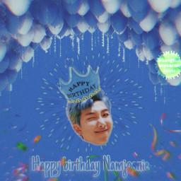 freetoedit bts bangtanboys bangtan army boys rm namjoon kim kimnamjoon happy birthday happybirthday happybirthdayrm purple btsrm rmbts cute