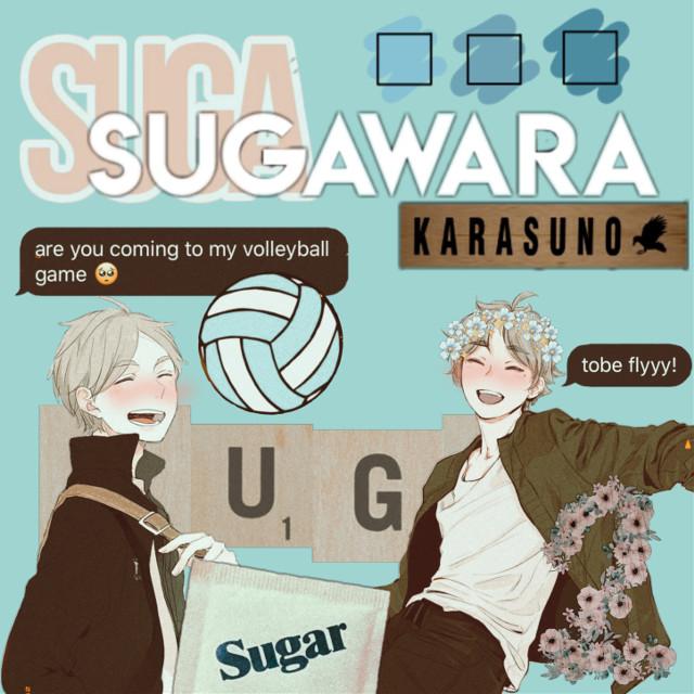 #suga #sugawarakoushi #sugawara #haikyuu #haikyuuedits #anime #weeb