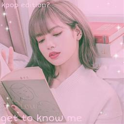 kpop kpopedition gettoknowme lisa lalisamanoban