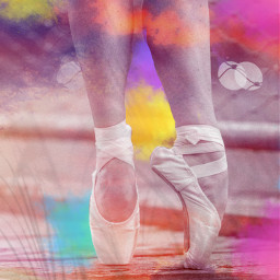 unsplash dance color colour coloursplash ballet balletshoes freetoedit