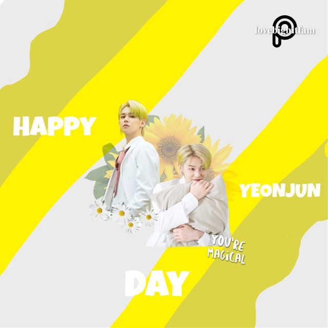 ♡ʜɪ ʟᴏᴠᴇʟɪᴇs♡       𝙄𝙙𝙤𝙡 : Choi Yeonjun  𝙂𝙧𝙤𝙪𝙥 : Tomorrow x Together ( TXT )  𝘾𝙤𝙡𝙤𝙧 : Yellow and White 𝙏𝙮𝙥𝙚 : Simple Aesthetic (?)  𝘿𝙖𝙩𝙚 : [ 09.13.20 ]  𝙈𝙤𝙤𝙙 : hungry but fine sksks 𝘾𝙧𝙚𝙙𝙞𝙩𝙨 : to the stickers from Picsart except to my Yeonjunnie pic ( i create that sticker 😉 )  𝘾𝙤𝙣𝙩𝙚𝙨𝙩 : none         ♡ɴᴏᴛᴇ♡ - - - - - - - - - - - - - - - - - - - - - - - - - - - - - - - - - - - - - - - - -  Happy Birthday to our 4th Gen it Boy , Choi Yeonjun! 🎉🎂❤️  wish you all the best and have a great day todayyyy , MOAs always love you ❤️✨   i made an edit for him and i hope you all like it 🤧✨  have a great day / afternoon / night / midnight lovelies 💕  Also stay safe and healthy! - - - - - - - - - - - - - - - - - - - - - - - - - - - - - - - - - - - - - - - - -         ♡ʜᴀsʜᴛᴀɢs♡ #freetoedit #txtyeonjun #txtchoiyeonjun #happyyeonjunday #happybirthdayyeonjun  #choiyeonjun #yeonjun #yeonjunnie #junnie #yeonjunday #txtedit #txtkpop #txtbighit #yeonjunedit         ♡ᴍʏ ᴏᴛʜᴇʀ sᴏᴄɪᴀʟ ᴀᴄᴄs♡  𝙸𝚗𝚜𝚝𝚊𝚐𝚛𝚊𝚖 : @/lovebighitfam 𝚃𝚠𝚒𝚝𝚝𝚎𝚛 : @/LoveTaehyung77  𝙿𝚒𝚗𝚝𝚎𝚛𝚎𝚜𝚝 : love bighit fam