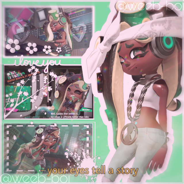 ;w; Tried doing some kinda collage and made this. Hope ya like it And yes I'll be doing tags like a productive person- ——————————————————————.  #splatoon #splatoonedit #splatoonmarie #splatoon2edit #splatoonmarina #splatoon2marina #splatoonoctoling #splatoon2 #splatoonoctoexpansion #splatoon2offthehook