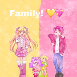 freetoedit family inquisitormaster alex zack zach love yellow pink