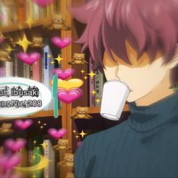 freetoedit anime foodwars shun