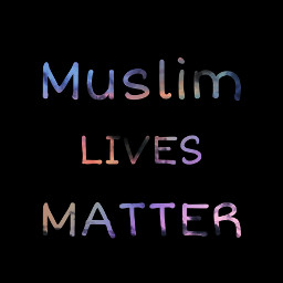 muslimlivesmatter freetoedit