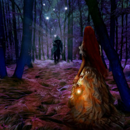 freetoedit heypicsart mastershoutout magical forest