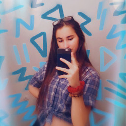 glasses glassess glassesgirl blue bluehue blueaesthetic bluehour blueberries triangle lines quotesandsayings quotes quotesaboutlife quotesandsubtitles blackandblue girl girlinamirror mirror mirrorselfies facezoom selfie selfieart scrunchie bracelet freetoedit