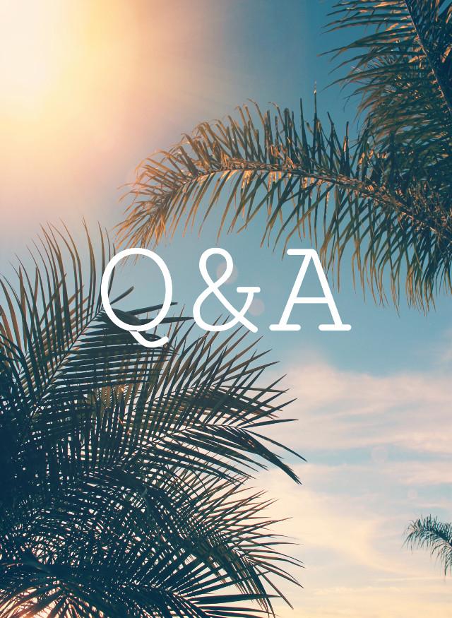 ~open~  by popular demand heres a qna ask away  #qna #gettiknowme   besties @izzithesillylawyer   @karisnakasone127  @musicguru07  @twoxsetter