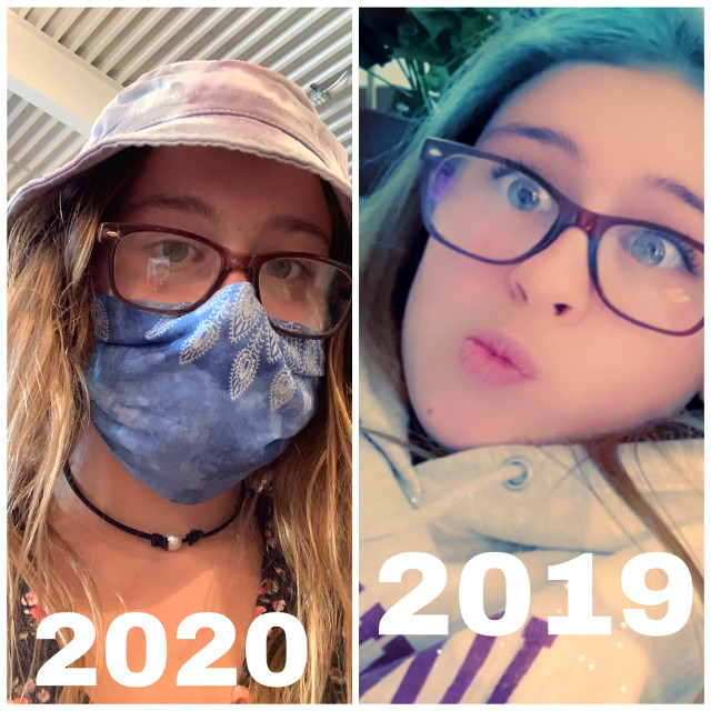Oop! Glow up or not?#stillugly