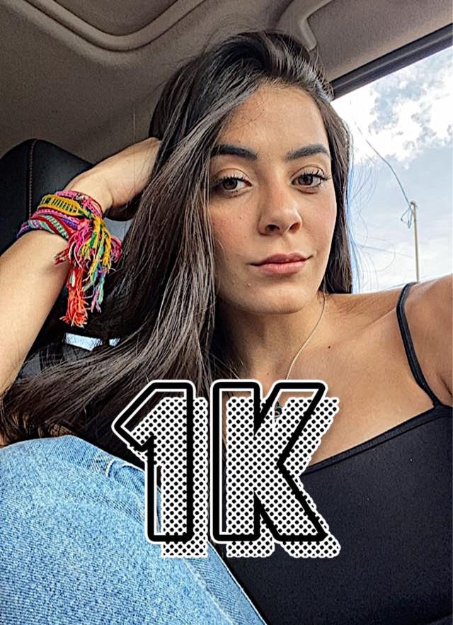 1k omg thank you so so much! I never imagined I would have 1k of followers <3 ily all🥺🤍 ---------- 1k meu deus muito muito obrigada! eu nunca imaginei que teria 1k de seguidores <3 amo todos voces🥺🤍 ---------- 𝑇ℎ𝑎𝑛𝑘 𝑦𝑜𝑢 ♥︎ #1k
