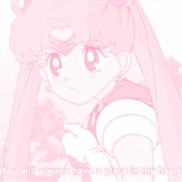 usagitsukino sailormoon 90 anime pastel pink aesthetic freetoedit