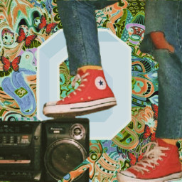 aesthetic 80s retro retroaesthetic 80saesthetic vintage groovy 70s vibe groovyaesthetic retrovibes converse ecartisticalphabet artisticalphabet freetoedit